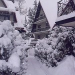 Zakopane 2012, nasza chatka