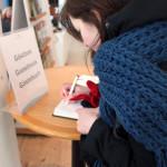 Szwecja, Karlskrona: obowiązkowy wpis do księgi gości :-)