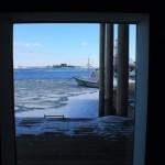 Szwecja, Karlskrona: Marinmuseum, widok na morze