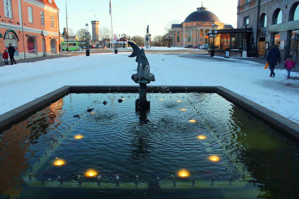 Szwecja, Karlskrona: centrum miasta