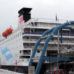 Stena Line - statek, którym odbyliśmy rejs