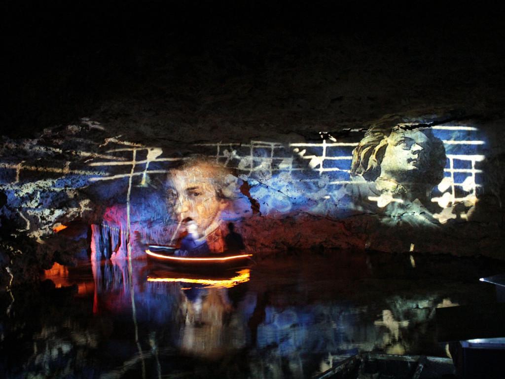 Jaskinie na Majorce