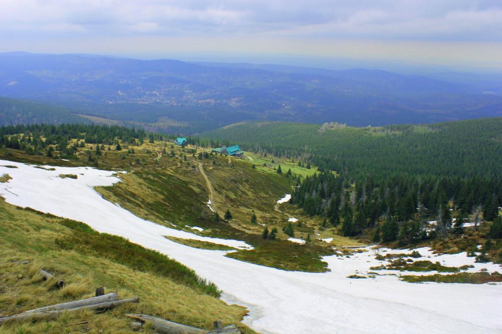 Szklarska Poręba: Łabski Szczyt i okolice :)