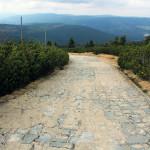 Szklarska Poręba: trasa powrotna ze Szrenicy