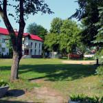 Bory Tucholskie: ośrodek Łukomie