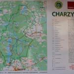 Park Narodowy Bory Tucholskie - mapka