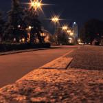 Polska, Warszawa: wyjazd był z okolic Dworca Głównego