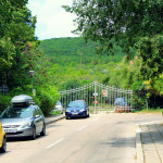Bułgaria, Albena: granice miasta