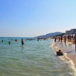 Bułgaria, Albena: Morze Czarne