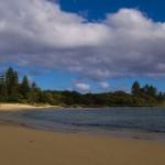 Lord Howe: widok na North Bay; autor zdjęcia: Fanny Schertzer