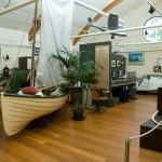 Lord Howe: muzeum marynarki morskiej; autor zdjęcia: Fanny Schertzer