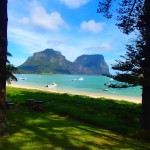 Lord Howe: widok na Mount Gower; autor zdjęcia: Inas66