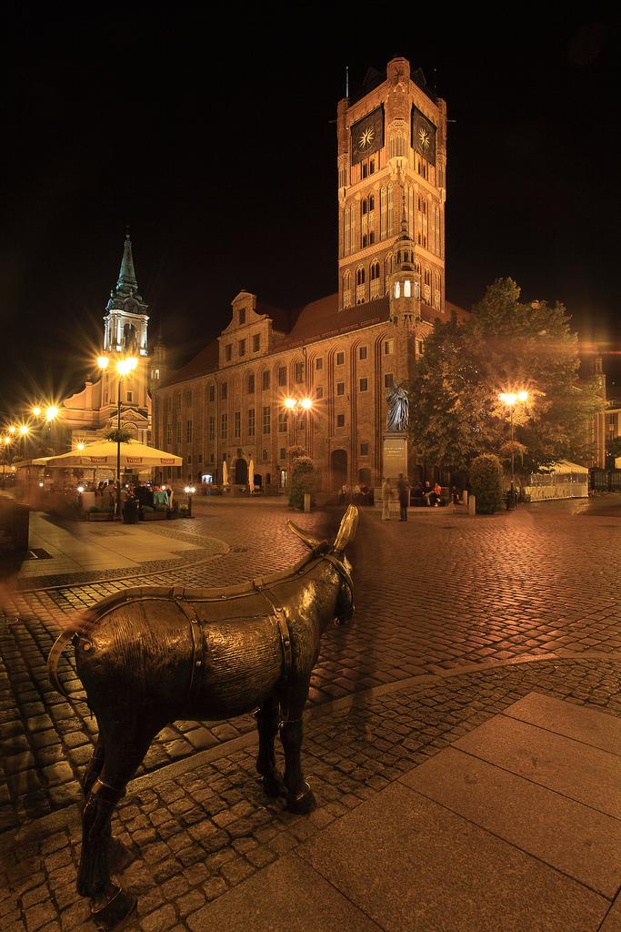 Toruń; autor zdjęcia: Mathieu Bertrand Struck