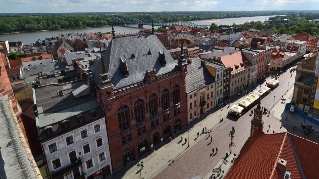 Toruń; autor zdjęcia: Peter (http://www.flickr.com/photos/peteranddorota/7432179378/)