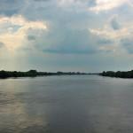 Toruń: Wisła w całej swojej okazałości