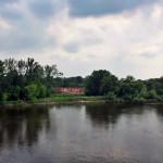 Toruń: zamek Dybowski