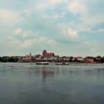 Toruń: panorama miasta