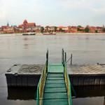 Toruń: przystanek Katarzynki