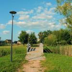 Turzno pod Toruniem: park wokół Pałacu Romantycznego