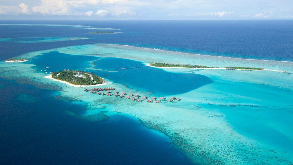 Malediwy: Conrad Maldives Rangali Island