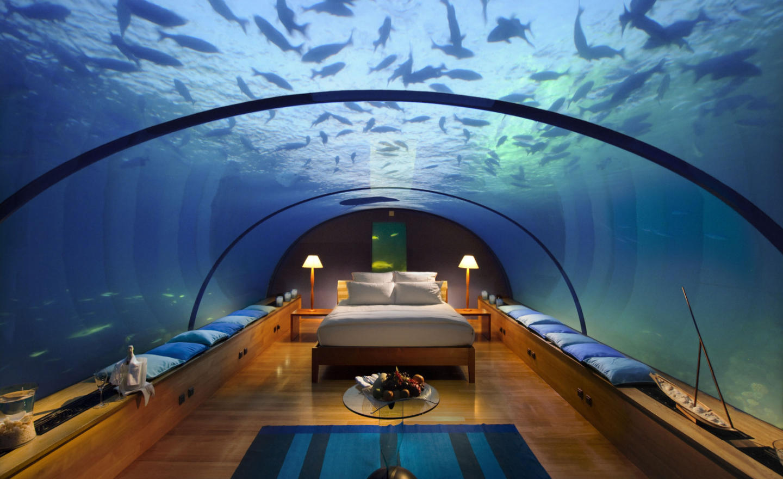 Najlepszy hotel świata – Conrad Maldives Rangali Island