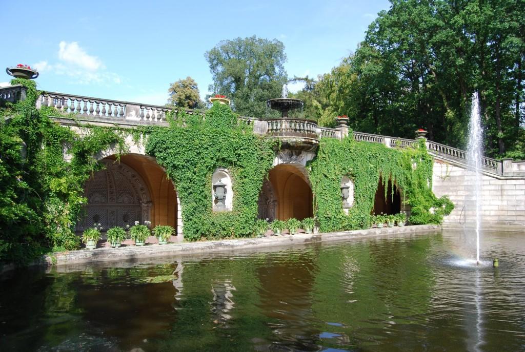 Niemcy, Poczdam: park Sanssouci; autor zdjęcia: Torsten Maue