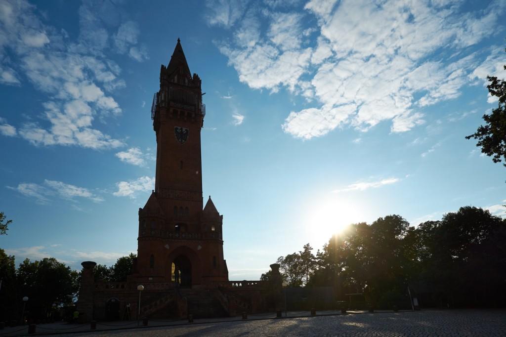 Berlin: wieża Grunewaldzka; źródło zdjęcia: http://goo.gl/tLhSfz