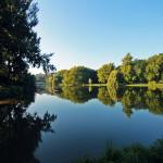 Niemcy, Berlin: park Lietzenseepark