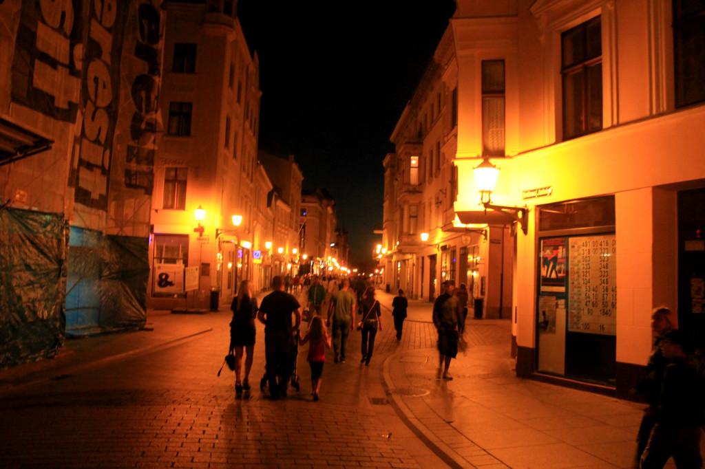 Toruń: Skyway
