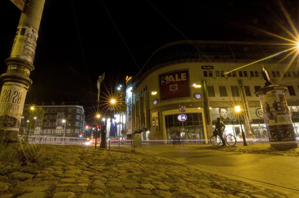 Poznań: kierunek - Stary Rynek! :)