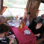 Kolej transsyberyjska: integracyjne spotkanie :) Źródło zdjęcia: http://www.flickr.com/photos/brostad/2765307364/