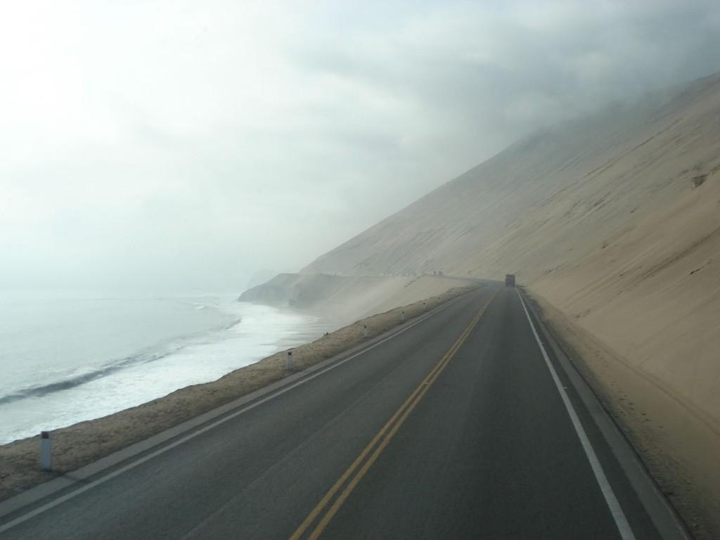Autostrada Panamerykańska: Ancón, Lima; źródło zdjęcia: http://www.flickr.com/photos/todolindo/1418884426/