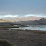 Kolej transsyberyjska: stepy mongolskie. Źródło zdjęcia: http://www.flickr.com/photos/mikechu/3006842382/