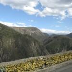 Autostrada Panamerykańska: Provincia de Pichincha, Ekwador; źródło zdjęcia: http://www.flickr.com/photos/wrherndon/4312035951/