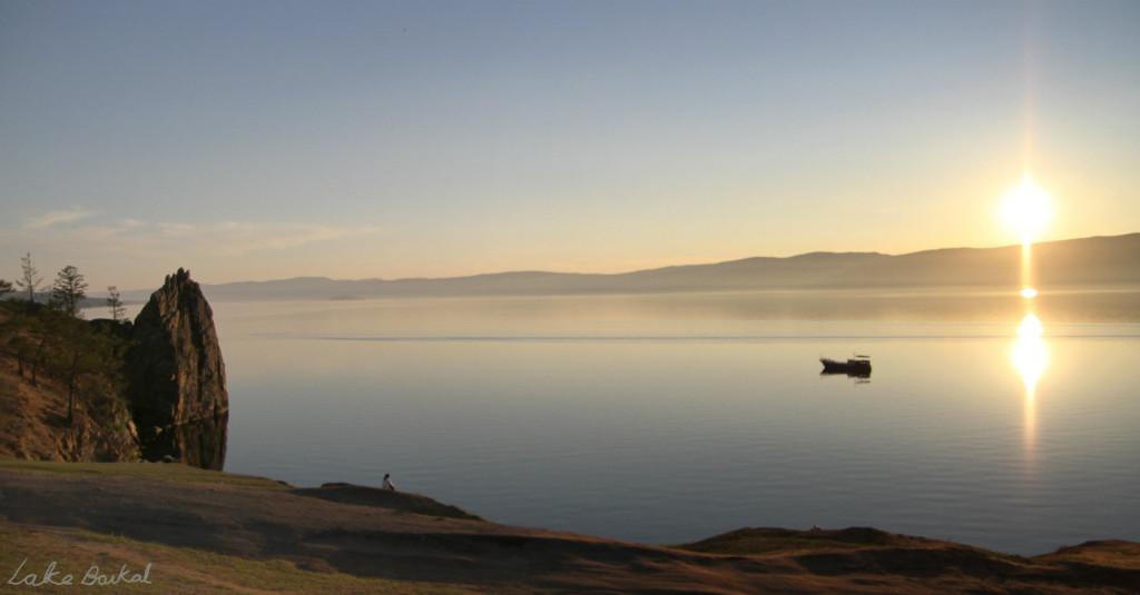 Kolej transsyberyjska: jezioro Bajkał. Źródło zdjęcia: http://www.flickr.com/photos/47511315@N05/6573588721/