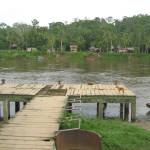 Autostrada Panamerykańska: Yaviza, Panama; źródło zdjęcia: http://www.flickr.com/photos/rangerholton/502196779/