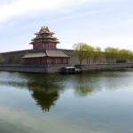 Kolej transsyberyjska: Zakazane Miasto, Pekin. Źródło zdjęcia: http://en.wikipedia.org/wiki/File:Northwest_cornor_of_the_Forbidden_City.jpg