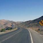 Autostrada Panamerykańska: Chile; źródło zdjęcia: http://www.flickr.com/photos/lasgalletas/6798570001/