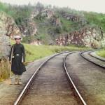 Kolej transsyberyjska: rejon Uralu. Źródło zdjęcia: http://en.wikipedia.org/wiki/File:Prokudin-Gorskii-23.jpg