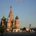 Kolej transsyberyjska: Plac Czerwony, Moskwa. Źródło zdjęcia: http://www.flickr.com/photos/gasi/258502510/