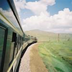 Kolej transsyberyjska. Źródło zdjęcia: http://www.flickr.com/photos/boccaccio1/125083668/