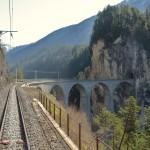 Szwajcaria: Glacier Express; autor zdjęcia: Klaus Henkel