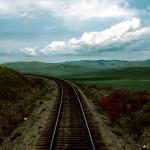 Kolej transsyberyjska: Mongolia. Źródło zdjęcia: http://www.flickr.com/photos/eam/259669004/