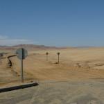 Autostrada Panamerykańska: Antofagasta, Chile; źródło zdjęcia: http://www.flickr.com/photos/inklaar/7452286002/
