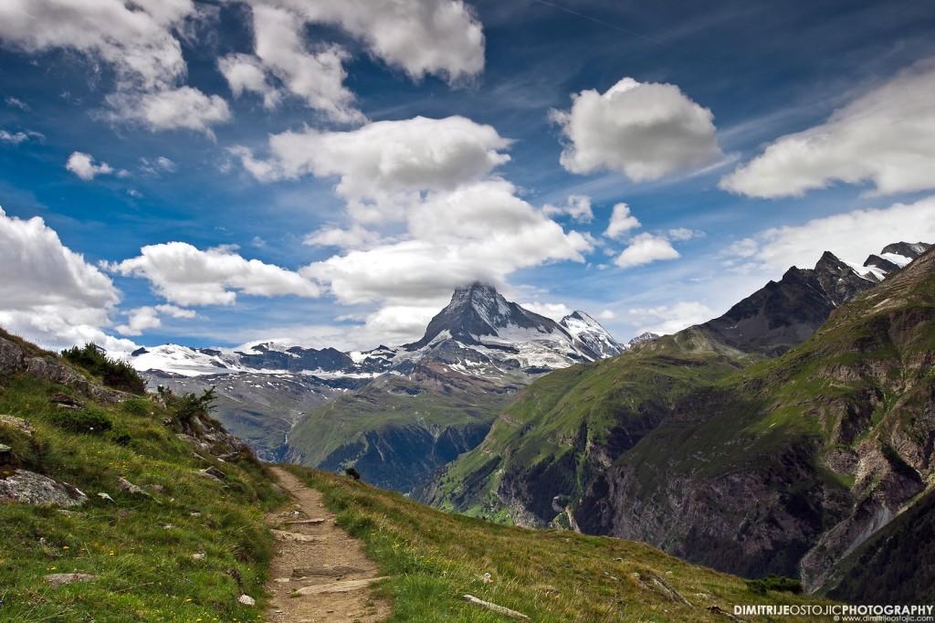 Szwajcaria: Glacier Express; autor zdjęcia: Dimitrije Ostojic