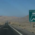 Autostrada Panamerykańska: Humberstone, Chile; źródło zdjęcia: http://www.flickr.com/photos/inklaar/7452230514/