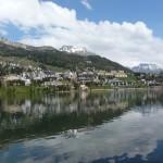 Szwajcaria: St. Moritz na trasie Glacier Express; autor zdjęcia: Paula Funnell