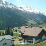 Szwajcaria: Glacier Express; autor zdjęcia: Paula Funnell