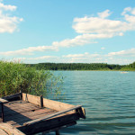 Toruń - Jezioro Kamionkowskie