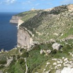 Malta: Dingli Cliffs; źródło zdjęcia: http://www.flickr.com/photos/whltravel/5765162943/